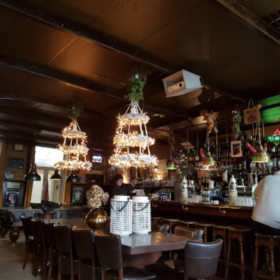 Café Restaurant Hof Van Holland