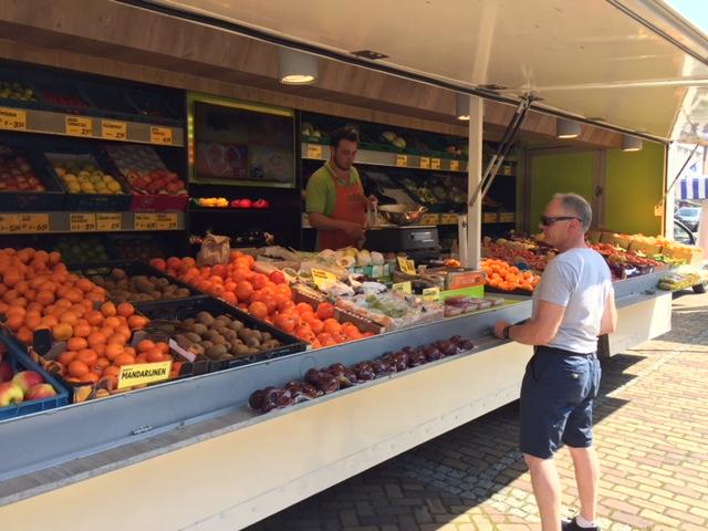 Weekmarkten Op Tholen Eiland Tholen Zo Dichtbij Is Zeeland
