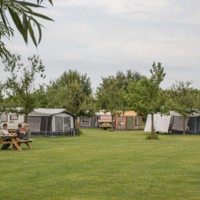Camping Kruytenburg Zeeland Tholen