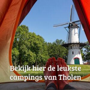 Campings Tholen