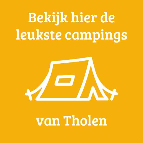 Leukste campings van Tholen