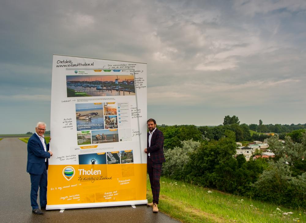 Tholen Promotie Van Start Eiland Tholen Zo Dichtbij Is Zeeland