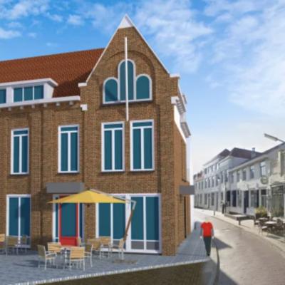 Hotel Restaurant Tholen (gereed Okt. 2020)