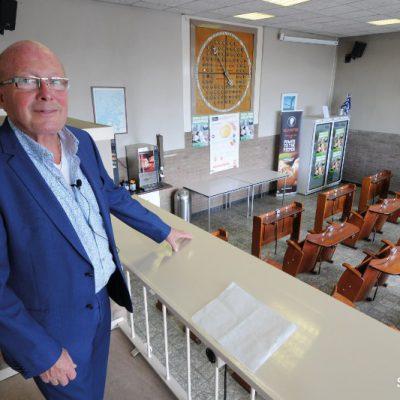 Wim Pleune In De Mijnzaal