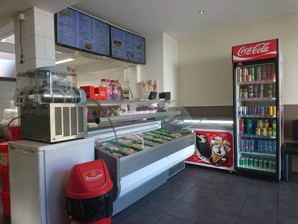 Snackbar en Eetcafé Fanny (Sint-Maartensdijk)