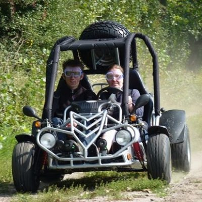 Outdoor Elements Buggy Rijden