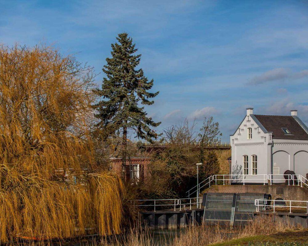 Oud Vossemeer Lekker Op De Grens Van Zeeland En Brabant